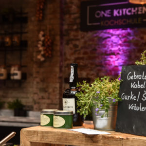 One Kitchen Kochschule Hamburg 7395